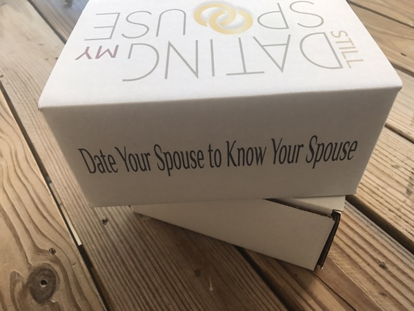 National Date Your Spouse Month