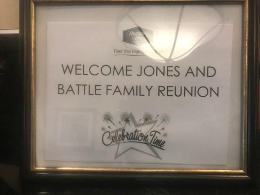 Welcome Jones and Battle