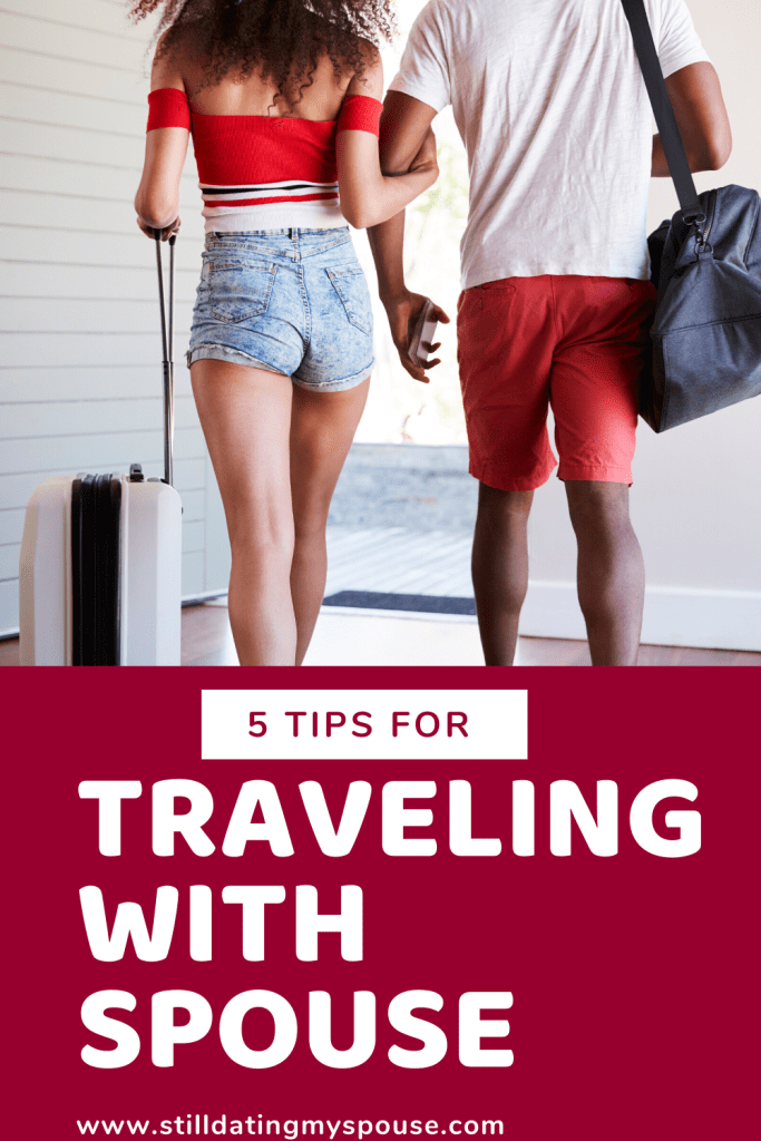 Traveling with your spouse