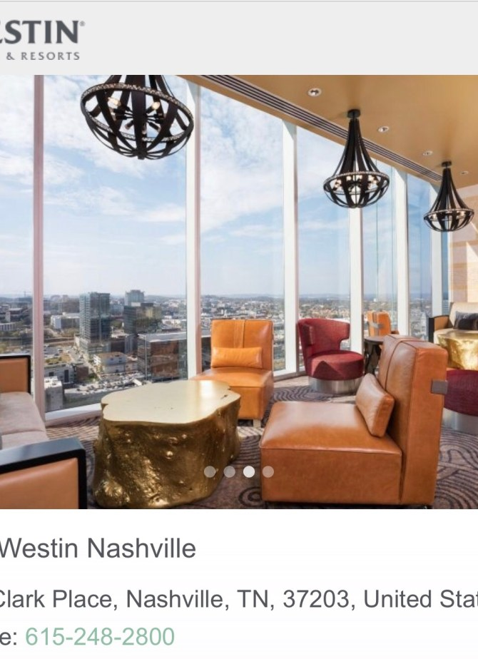 Westin Nashville