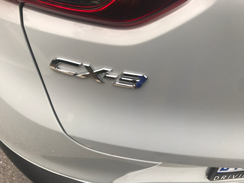 CX-3, Communication and Connection perfect combination for married