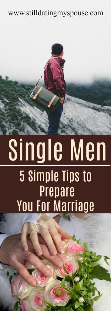 Tips for Single Men