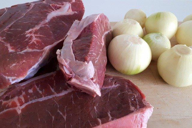 Vegetable Beef Stew meat