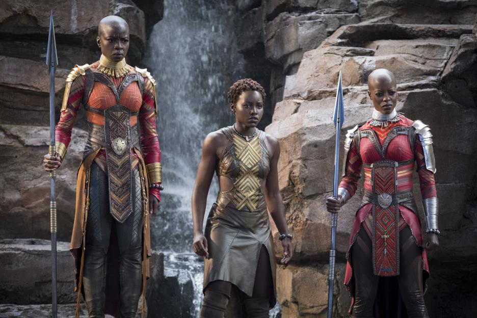Black Panther Outfit Ideas for Couples