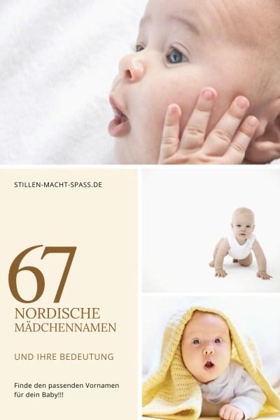 67 nordische Maedchenamen und ihre Bedeutung