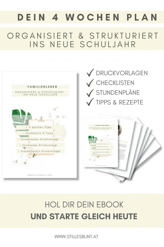 Schulstart Package Ebook