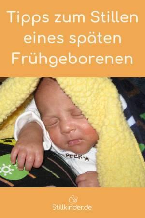 Ein spätes Frühgeborenes