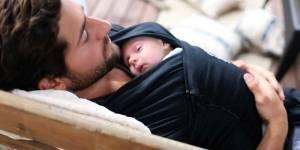 Vater-Kind-Bindung – ohne Saugverwirrung?