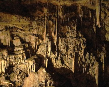Moaning Caverns Inside