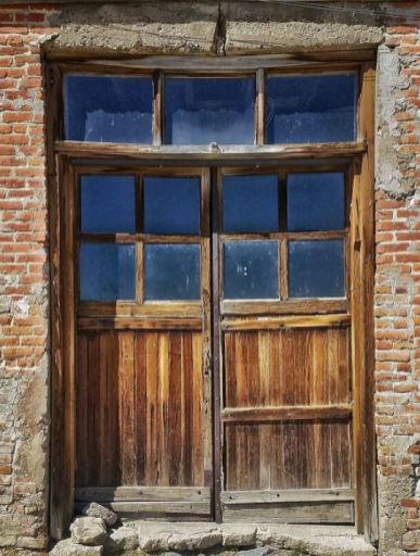 woodendoor