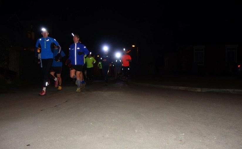 Final headtorch run