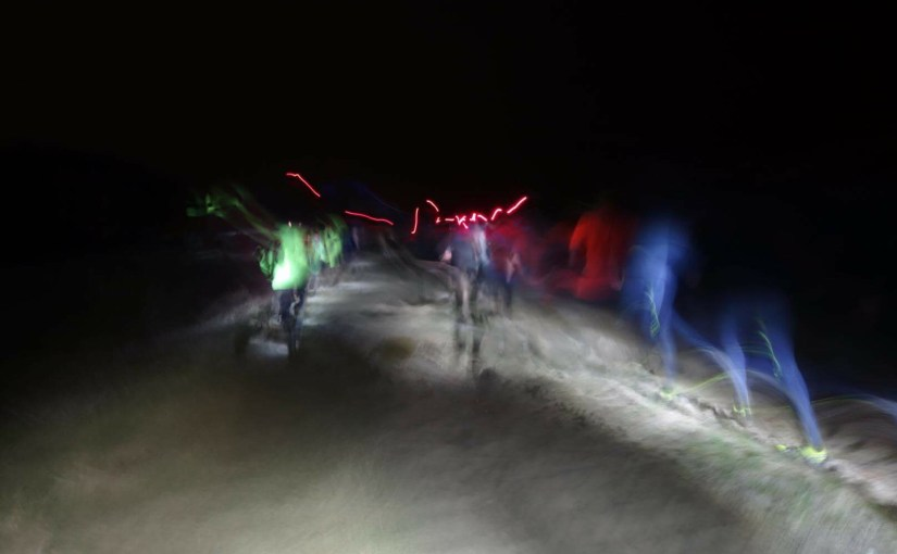 Headtorch runs schedule