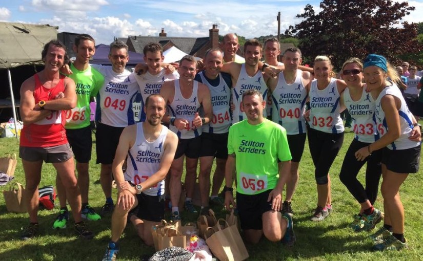 29 Aug 2016 – Old Dalby Hill Race