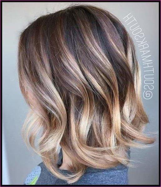 Braune Haare Mit Strähnen Aufhellen 50 Stilvolle