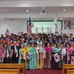 [미국] 역사본 주최, 대한민국 건국 70주년 기념식 성료