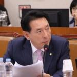 """[시사] 김석기 의원, """"LH 공사, 대북 제재 피하는 방법 비공개 용역 발주"""""""