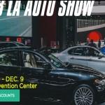 [자동차] 2018 LA 오토쇼 개막