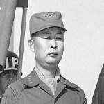 """대전현충원 홈피 안장자 정보 """"백선엽 장군 친일""""이라 넣어"""