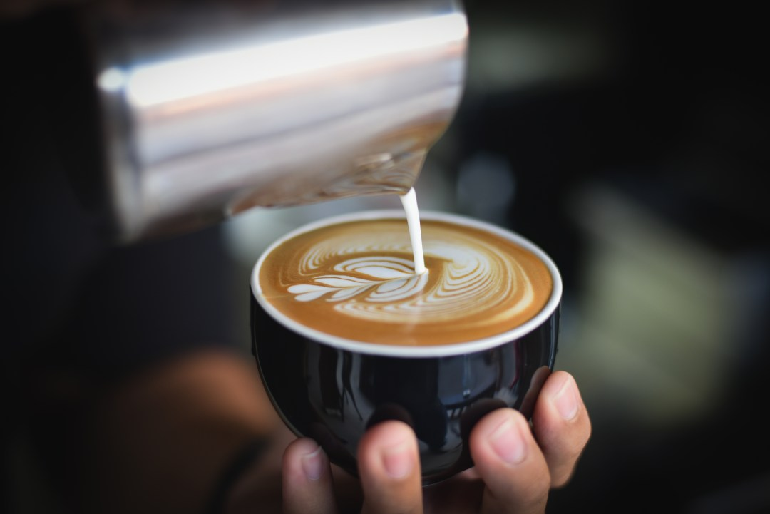 Stimulatte gourmet coffee and barista service - mobile coffee catering for events