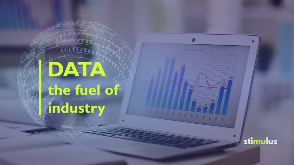 why data is the fuel of industry