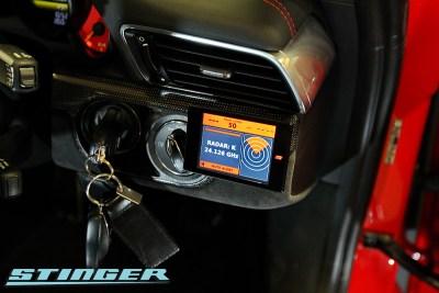 K-band alert - Porsche GT3