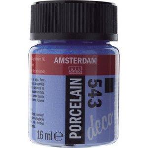 Amsterdam Deco Porselein Zachtblauw Dekkend 16 ML Kleur 543