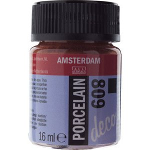 Amsterdam Deco Porselein Koper Dekkend 16 ML Kleur 809