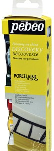 Porcelaine 150 Discovery Collection 6 x 20 ml.