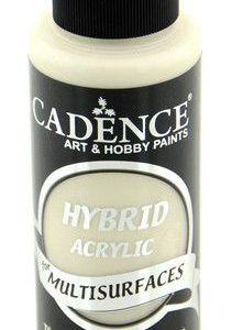 Cadence Hybride acrylverf (semi mat) Old Lace 01 001 0006 0120  120 ml