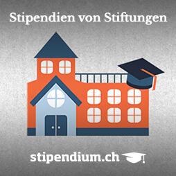 Stipendien von Stiftungen