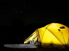 Echipamentul pentru camping
