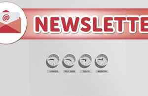 Cand sa trimitem un newsletter