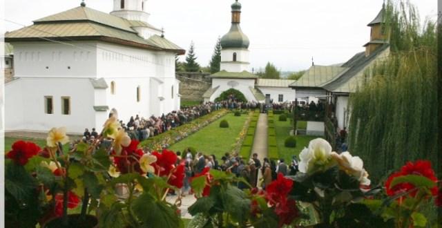 manastirea bogdana bacau