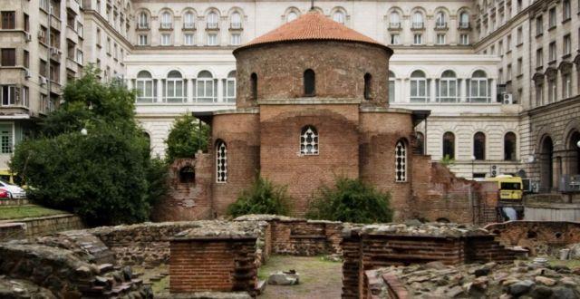 Rotunda Sveti Georgi