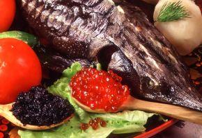 caviar sturioni