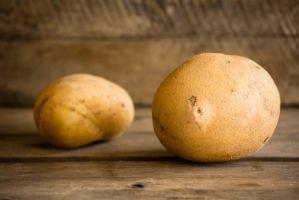 cartofi organici