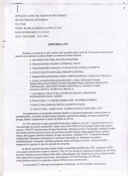 EPICRIZA A.T.I. FLOREASCA 1