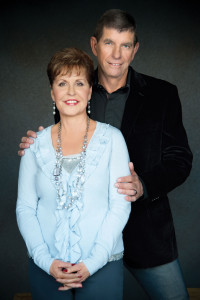 Joyce și soțul ei, Dave.