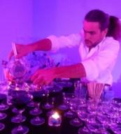 Barman cocktail à domicile