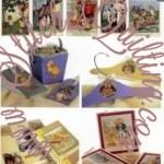 storybook baby vintage