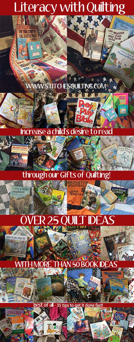 Quilting for Literacy