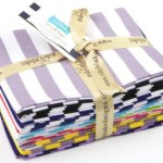 "1/2"" inch Stripes Fat Quarter Bundle Riley Blake Designs"