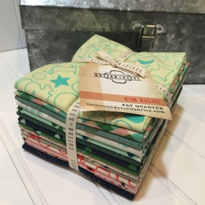 Cotton+Steel Cookie Book Kim Kight Fat Quarter Fabric RJR