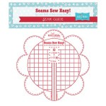 Seams Sew Easy Seam Guide Red Lori Holt Bee of My Bonnet