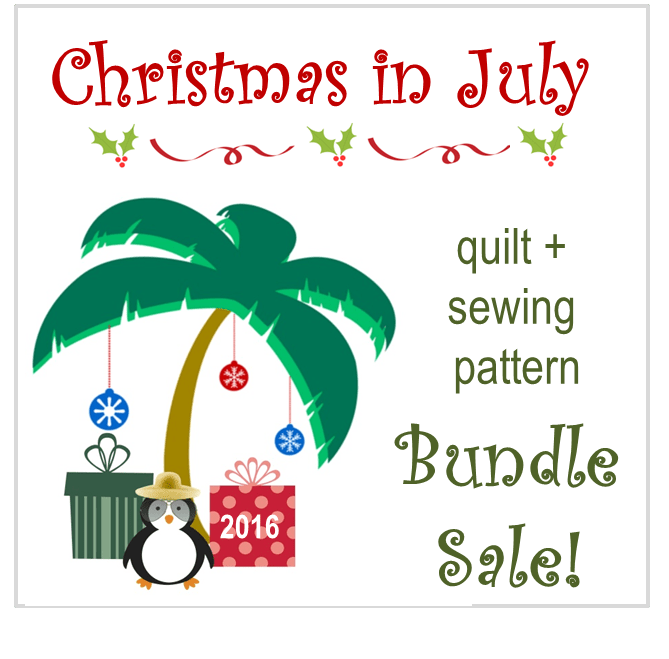Christmas in July Bundle Sale Square