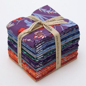 Organica Emily Taylor Fat Quarter Bundle Riley Blake Fabrics