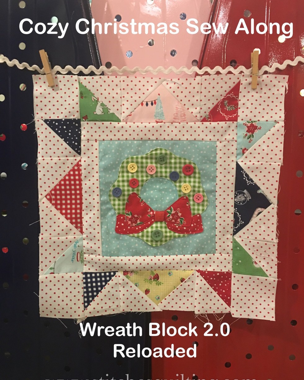 Cozy Christmas Stocking Block Sew Along Lori Holt