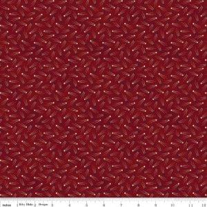 Americana C4775 Red Fireworks Penny Rose Fabrics