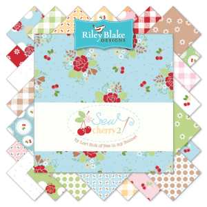 Sew Cherry 2 Lori Holt Fabric Collection