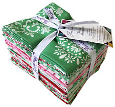 Peppermint Rose Verna Mosquera Fat Quarter Bundle